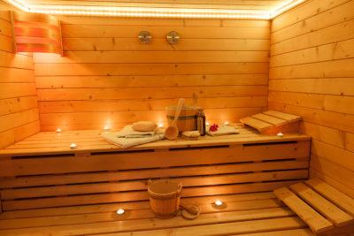 Kann man trotz Corona in die Sauna gehen? Tipp: Infrarotkabine